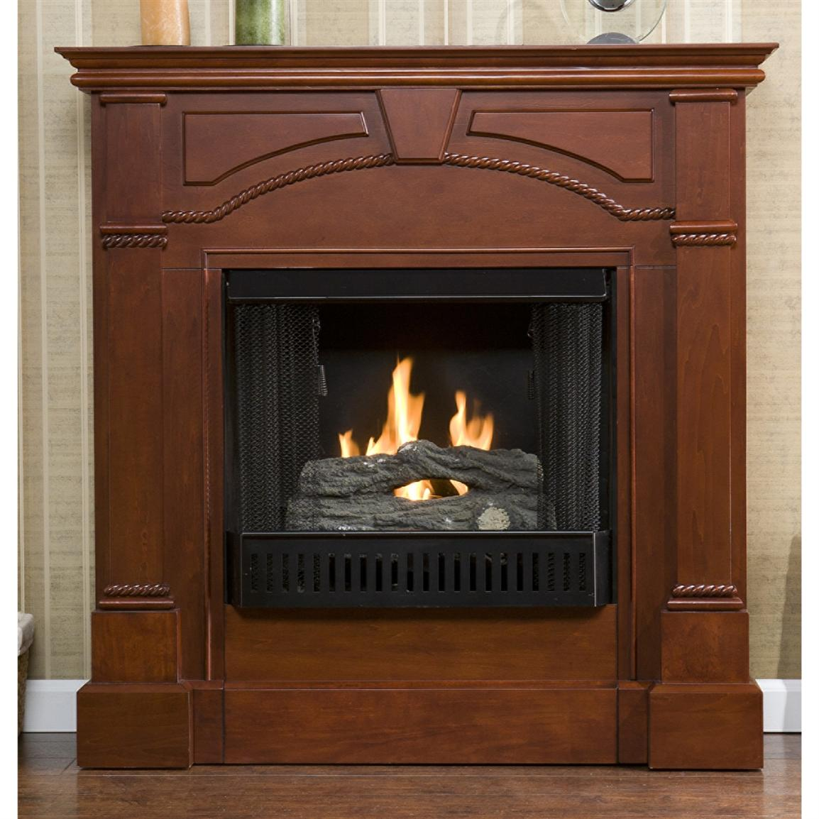 Southern Enterprises Inc Heritage Electric Fireplace 200948 Fireplaces At Sportsman 39 S Guide