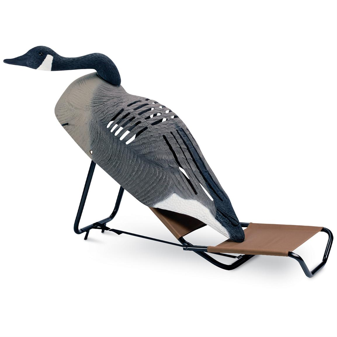 Expedite Original Sittin Goose Decoy Blind 20097 Waterfowl Blinds At Sportsman S Guide