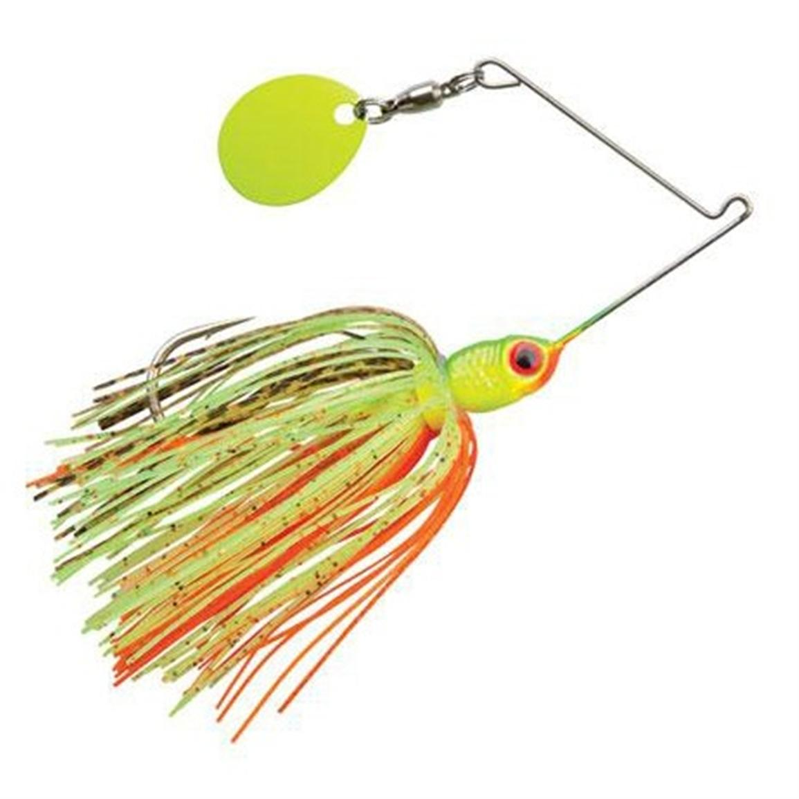 Booyah micro pond magic lure 200992 spinnerbaits at sportsman 39 s guide Best lures for pond fishing