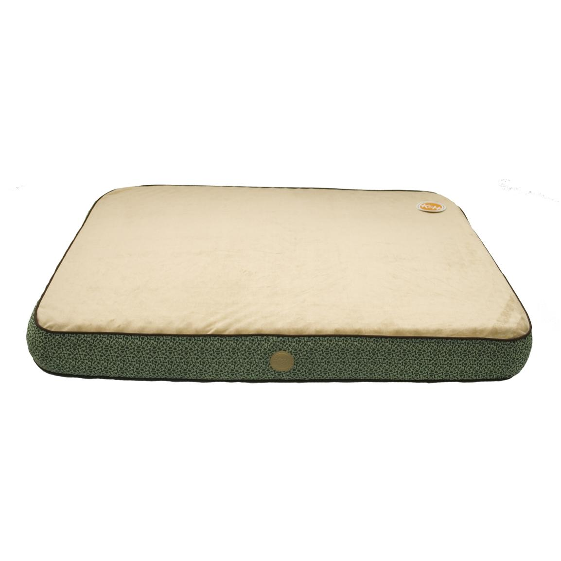 Superior Orthopedic Bed, Green