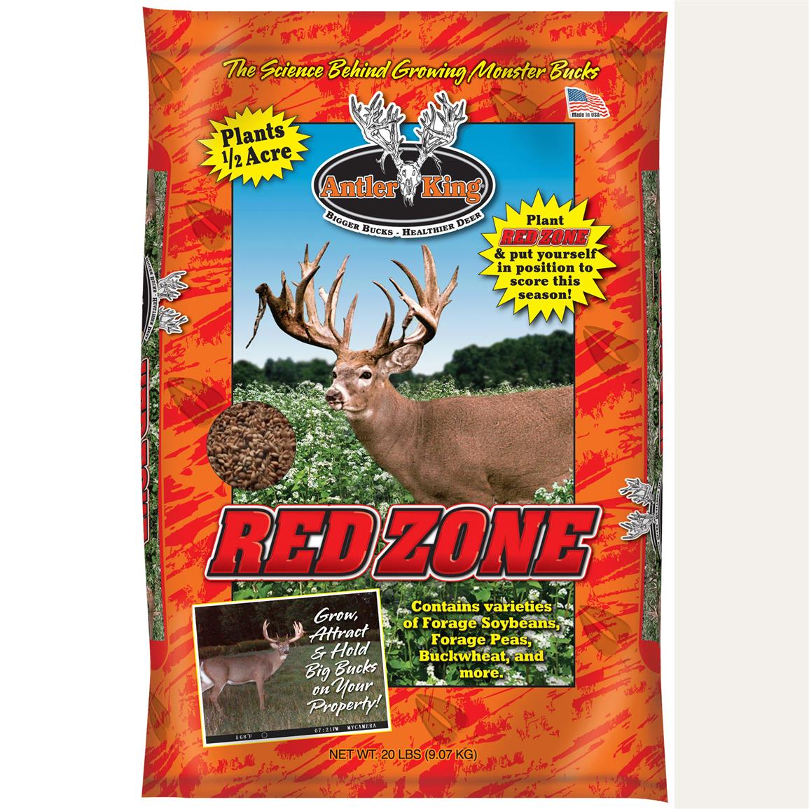 Antler King® Red Zone Seed Mix
