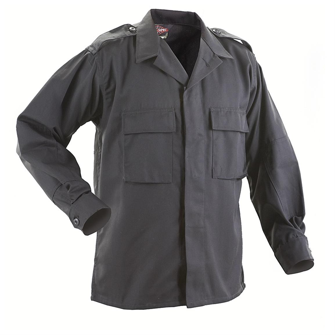 2-Pk. Men's Tru-Spec® Twill Military Surplus BDU Shirts