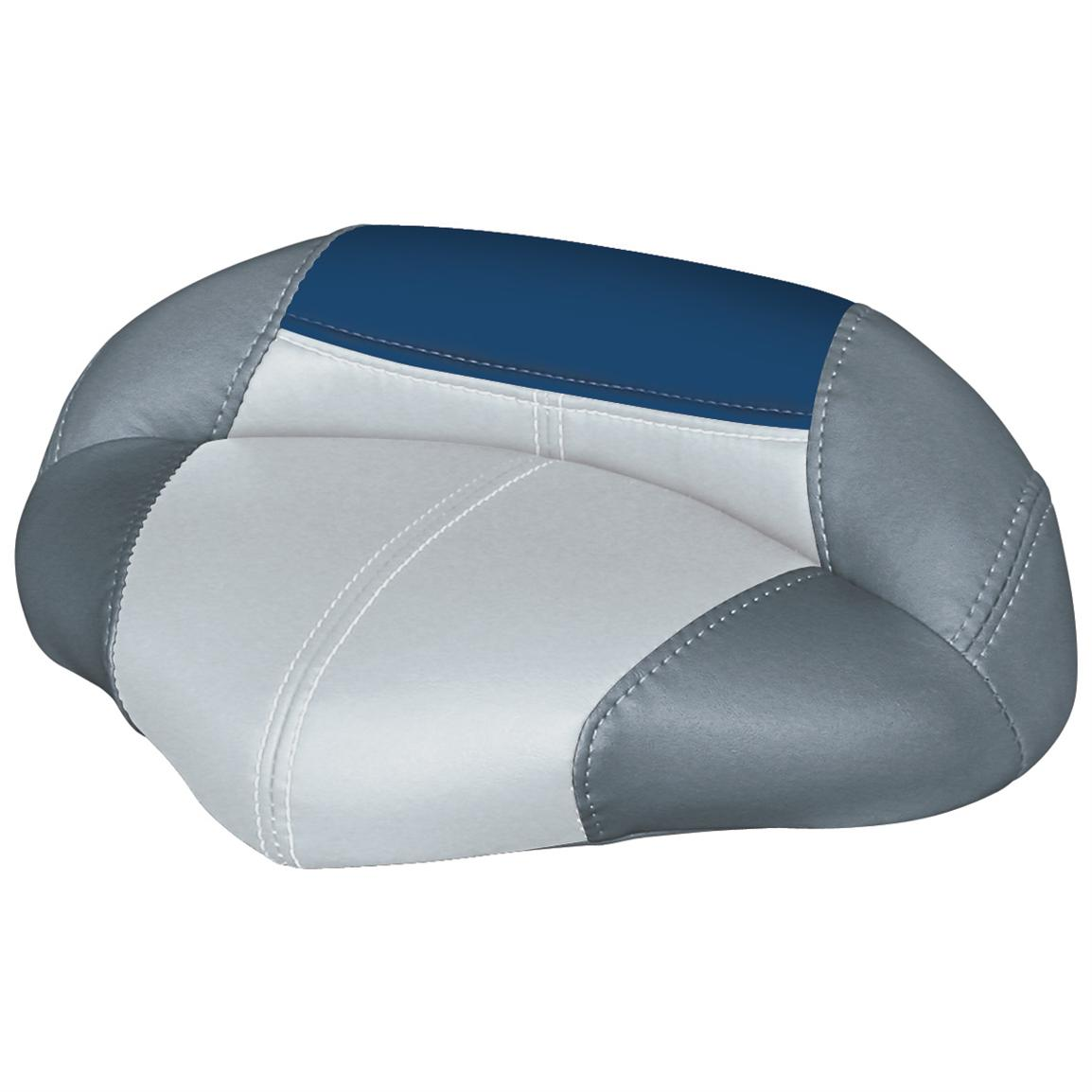 Wise® Blast-Off™ Series Pro Seat, Charcoal / Grey / Blue