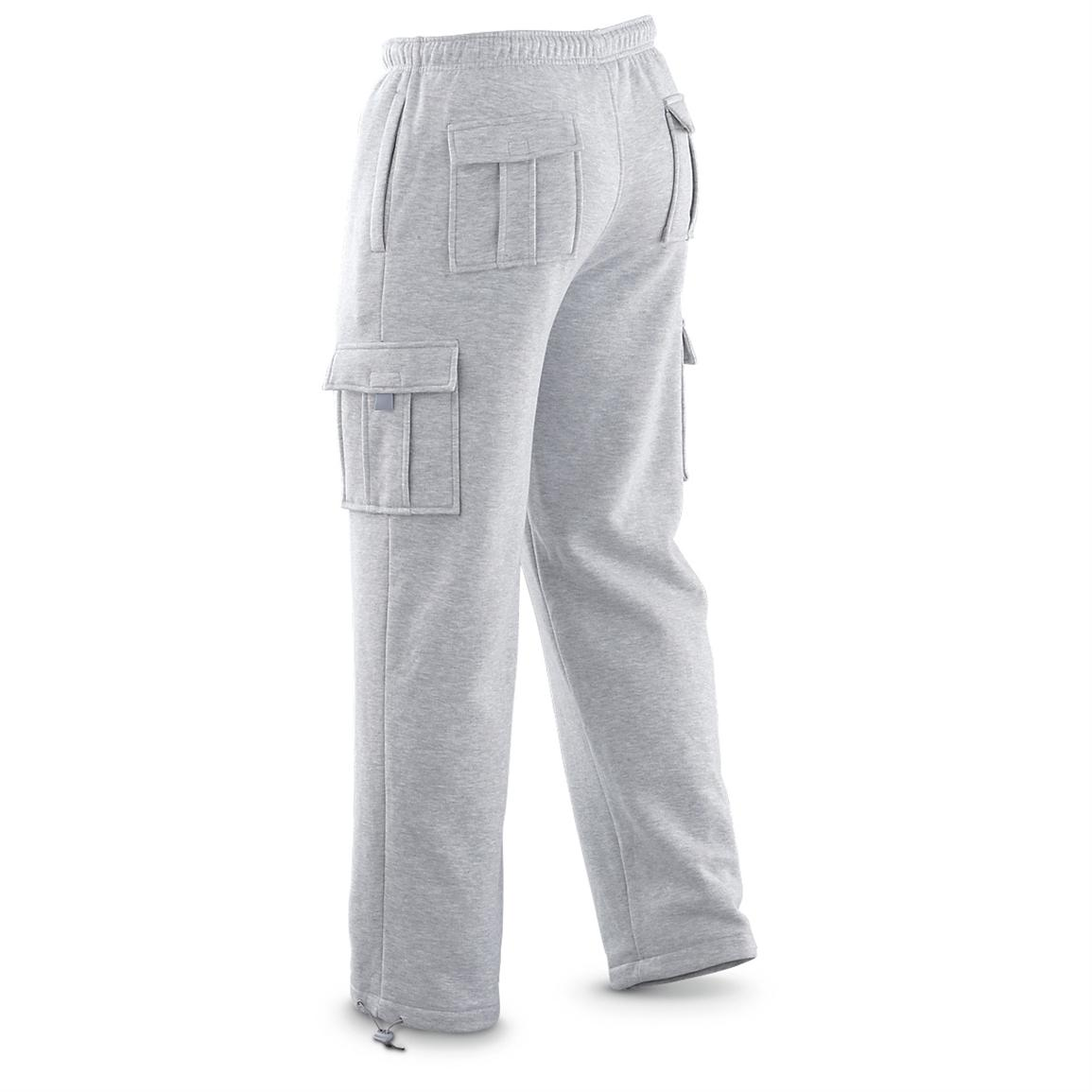 Shop Hanes Sport Ultimate Cotton Mens Sweatpants with Pockets. Heavyweight fleece is our warmest. Has elastic waistband with drawcord. Message Dialog This area is to show errors (if any) caused due to user input/ or system errors. Close. Display Update Message This area is /5(98).
