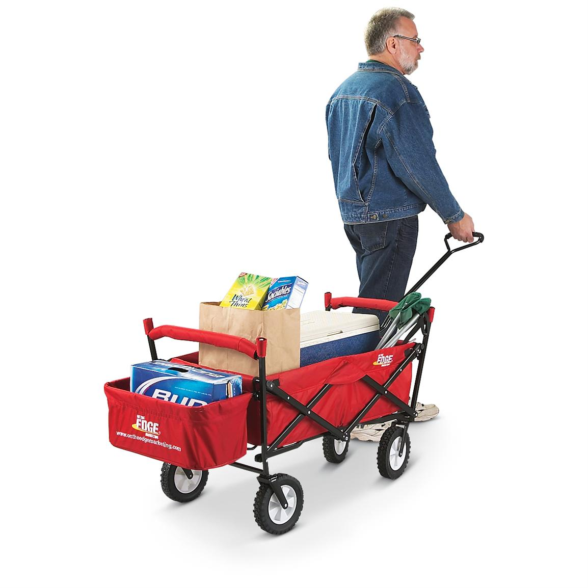 Folding Portable Wagon