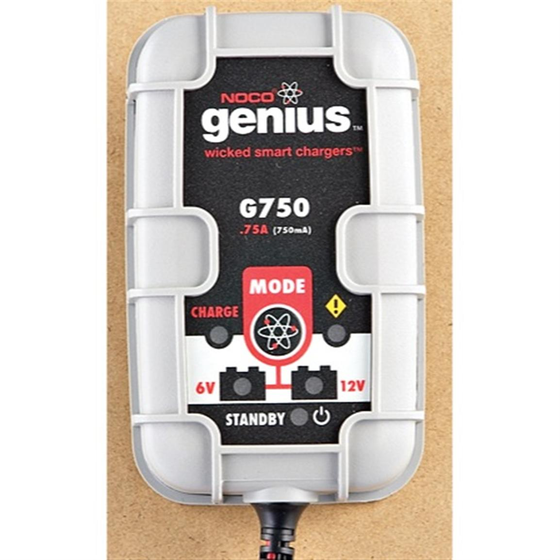 Genius™ G750 750mA Smart Charger