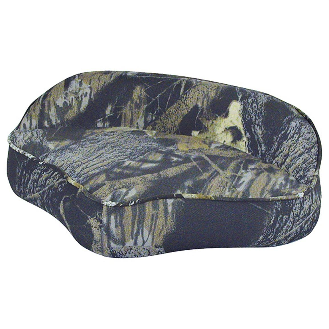 Wise® Casting Camo Boat Seat, Mossy Oak Break Up