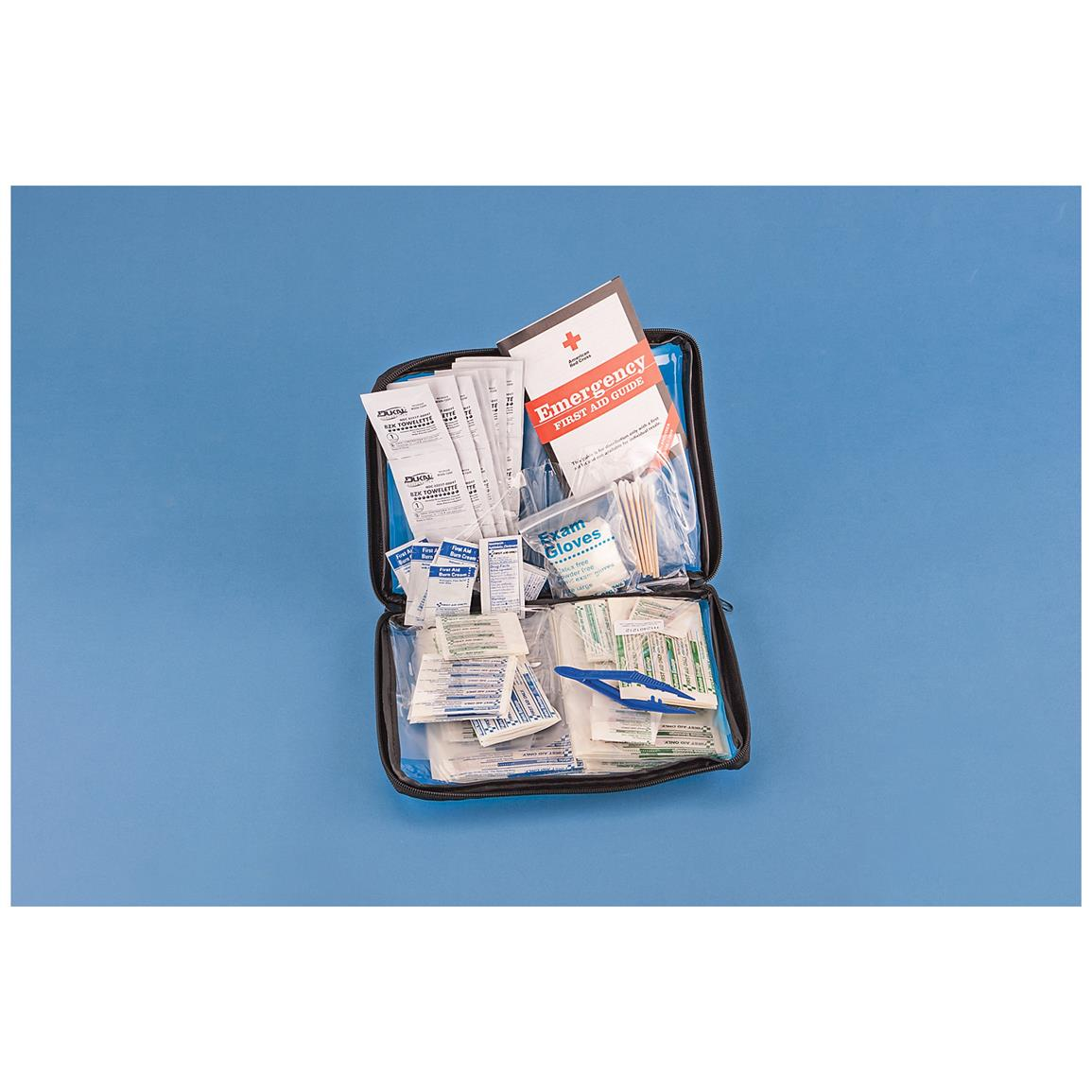 247-Pc. Softcase First Aid Kit