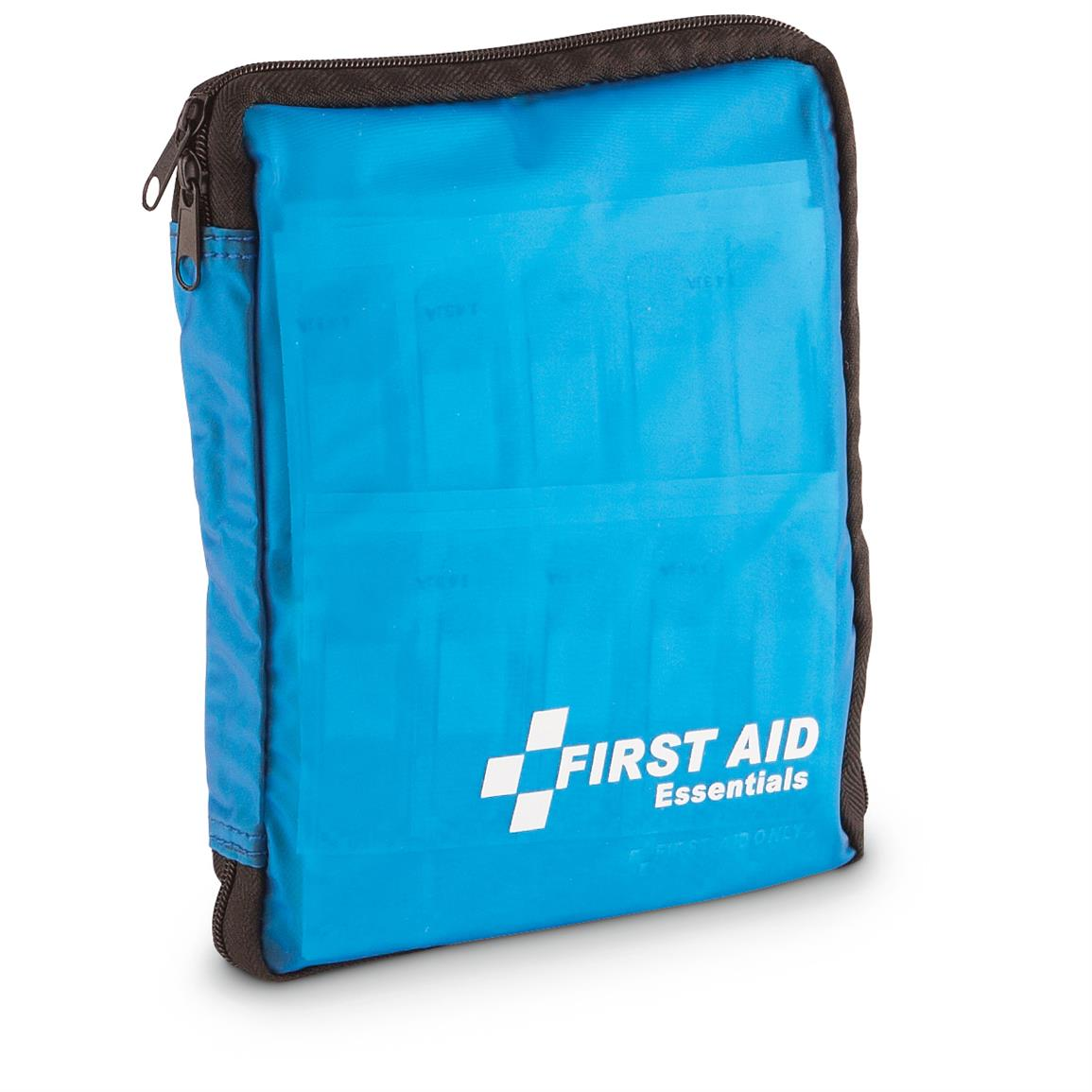 247 Piece First Aid Kit, Soft Case