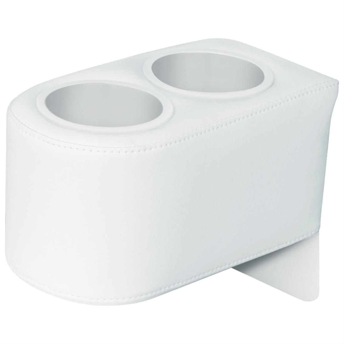 Wise® Double Drink Holder, White