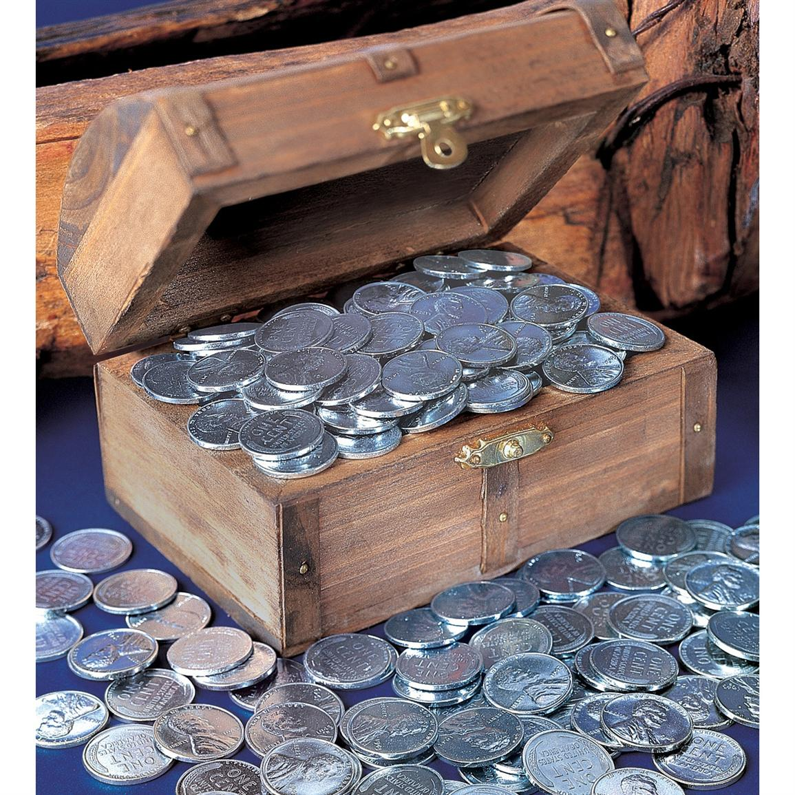 American Coin Treasures® 1943 Lincoln Steel Penny Chest