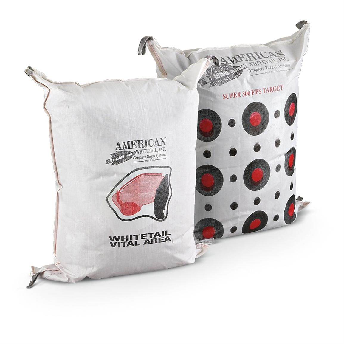 American Whitetail® 24x14x24 inch h. Target