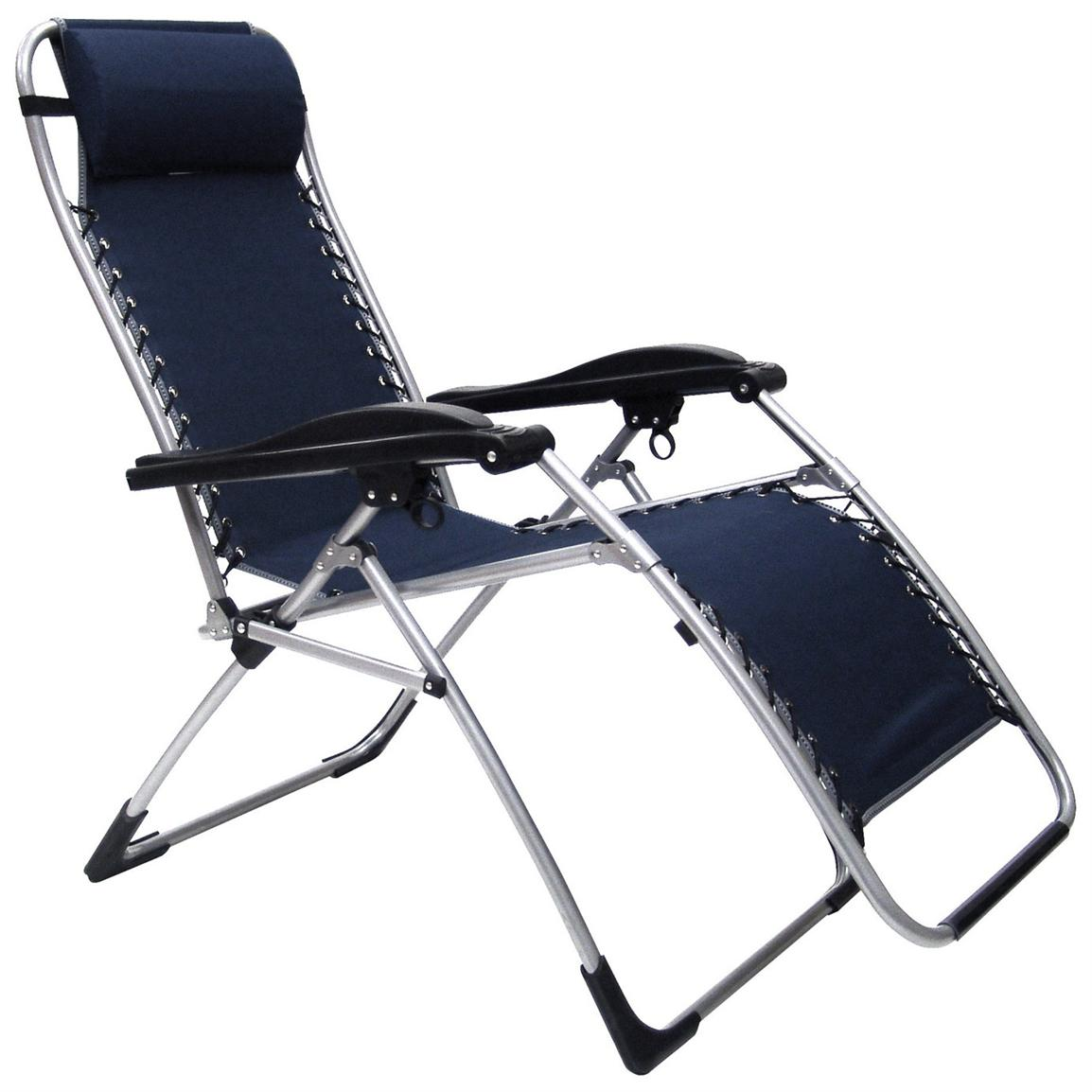 Texsport® Multi-Position Lounger