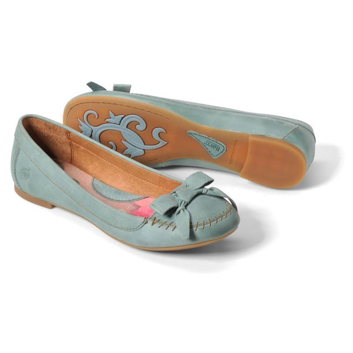 Born Shoes Flats Clearance