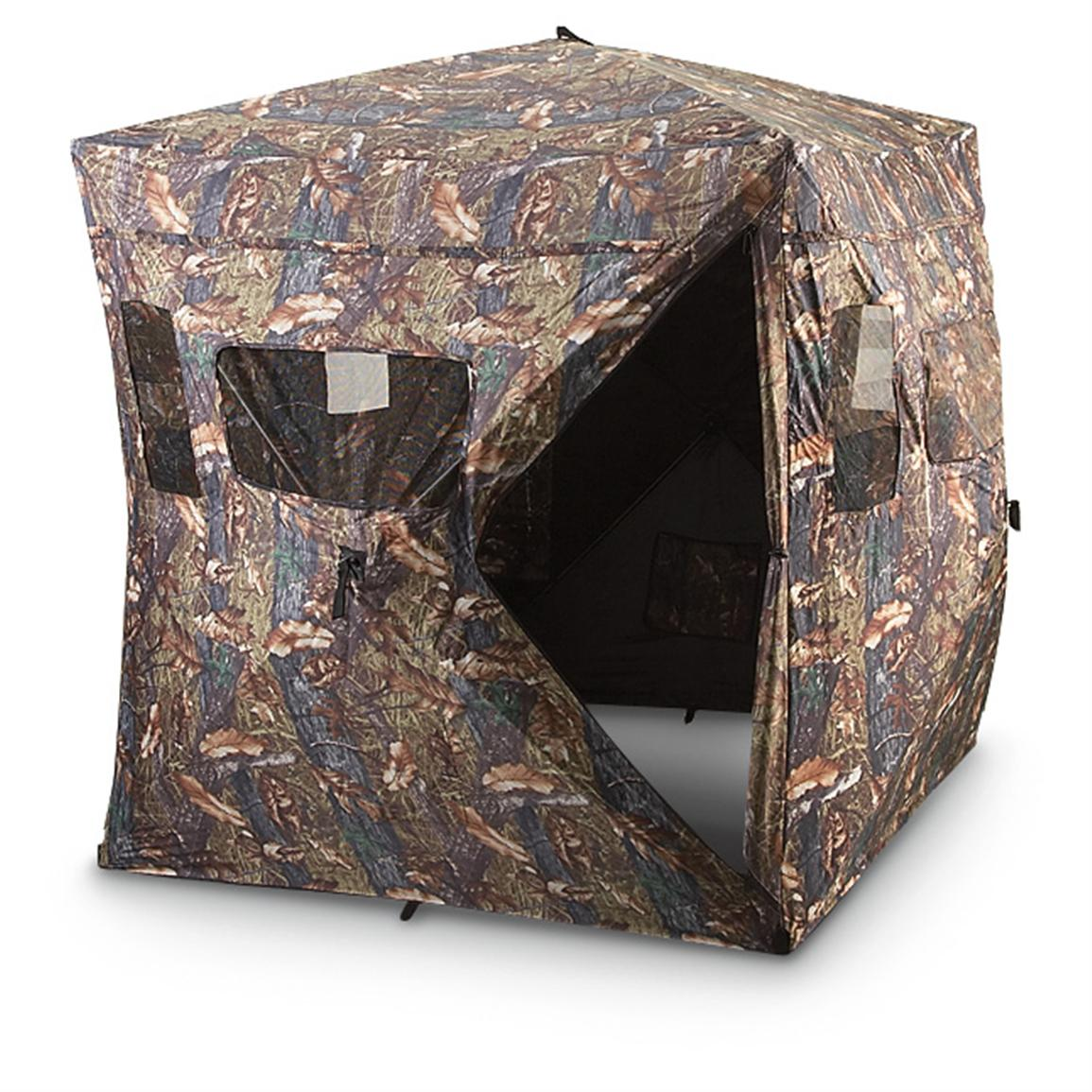 Rhino Outdoors 174 Stalker Blind 205784 Ground Blinds At