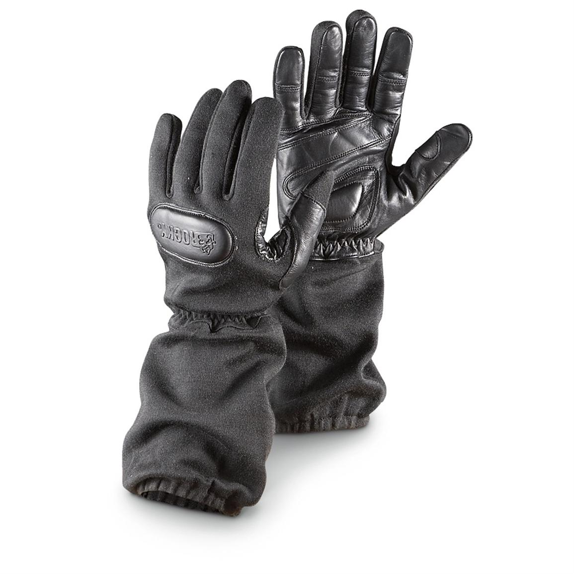 Pair of Rocky® Nomex® Work Gloves, Black
