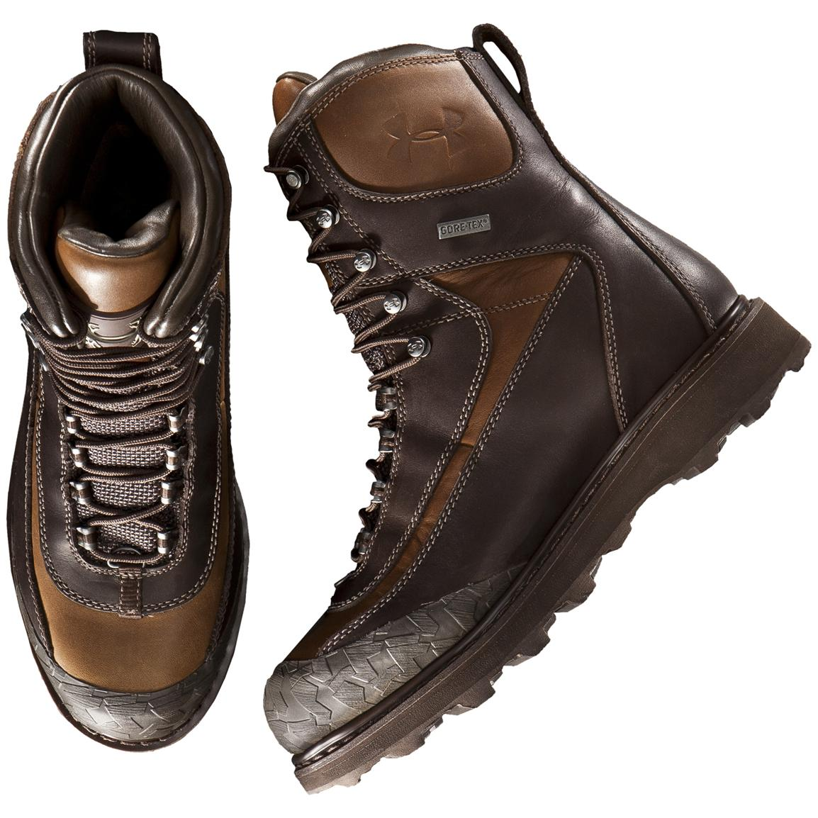 Under armour caliber boots 206594 hunting boots at for Under armour fishing shoes