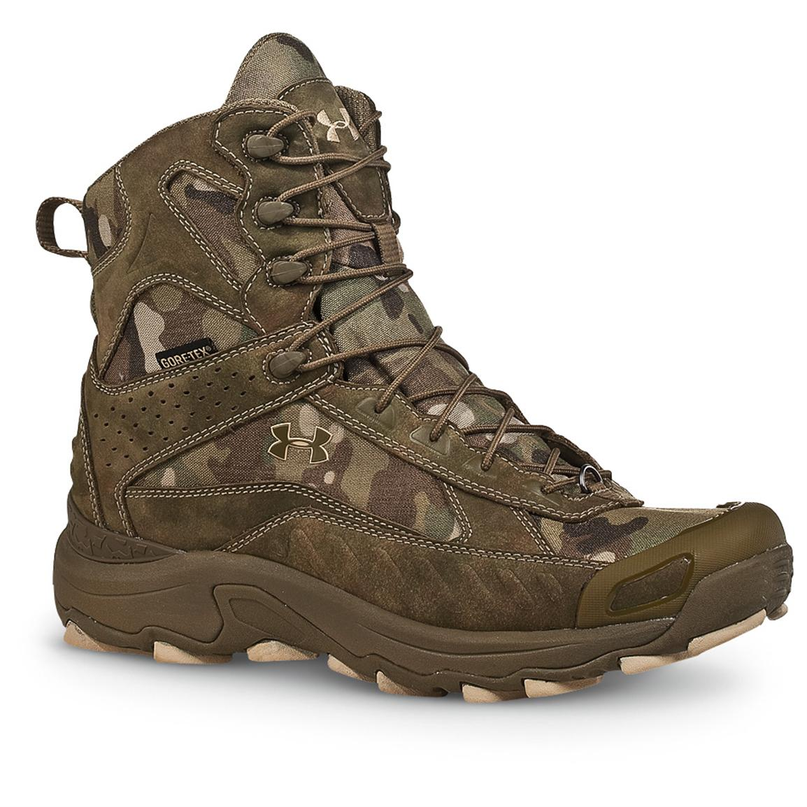 Men 39 s under armour gore tex speed freek boots 206596 for Under armour fishing shoes