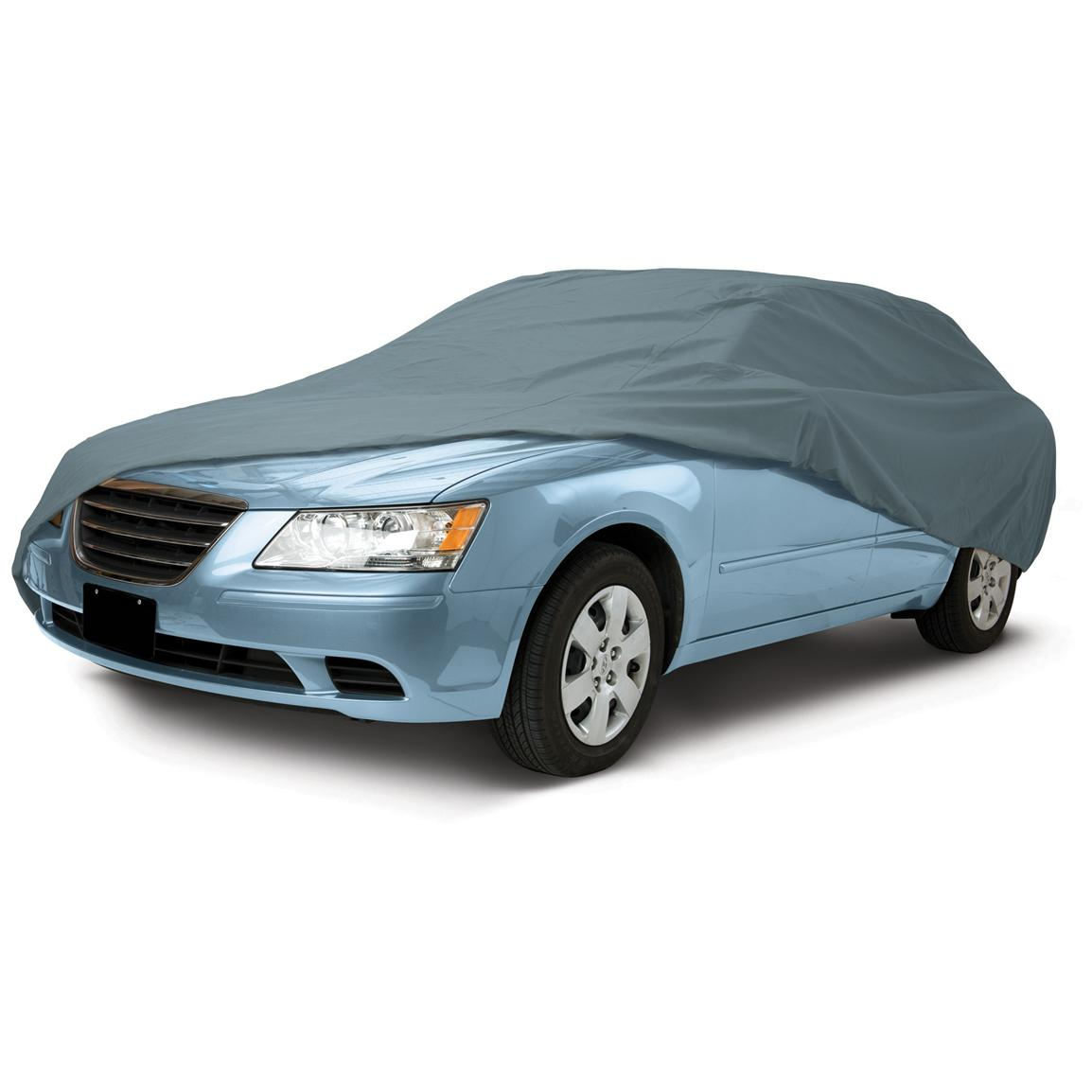 Classic Accessories™ OverDrive PolyPRO™ 1 Car Cover, Mid Size