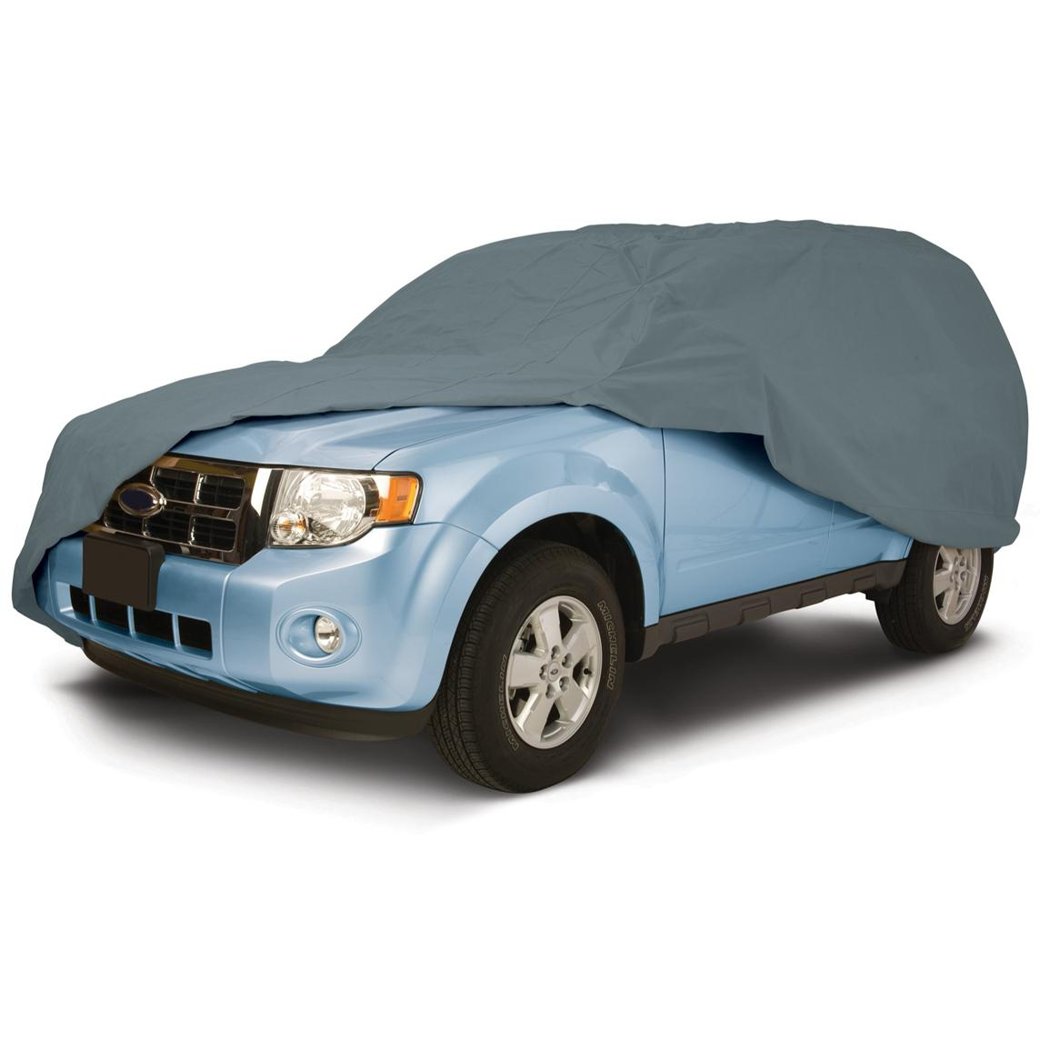 Classic Accessories OverDrive PolyPRO 1 Car Cover, SUV / Pickup