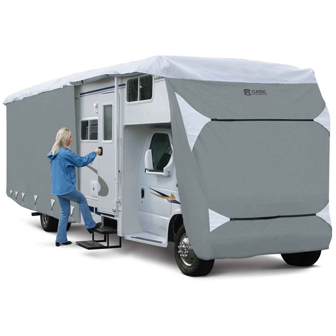Classic Accessories™ PolyPro™ 3 Class C RV Covers