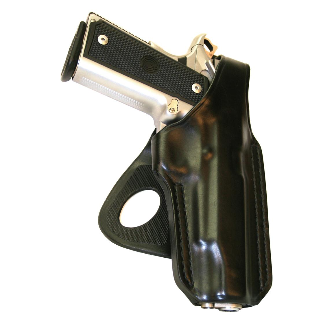 BlackHawk 3-Slot Leather Angle-Adjust Paddle Holsters