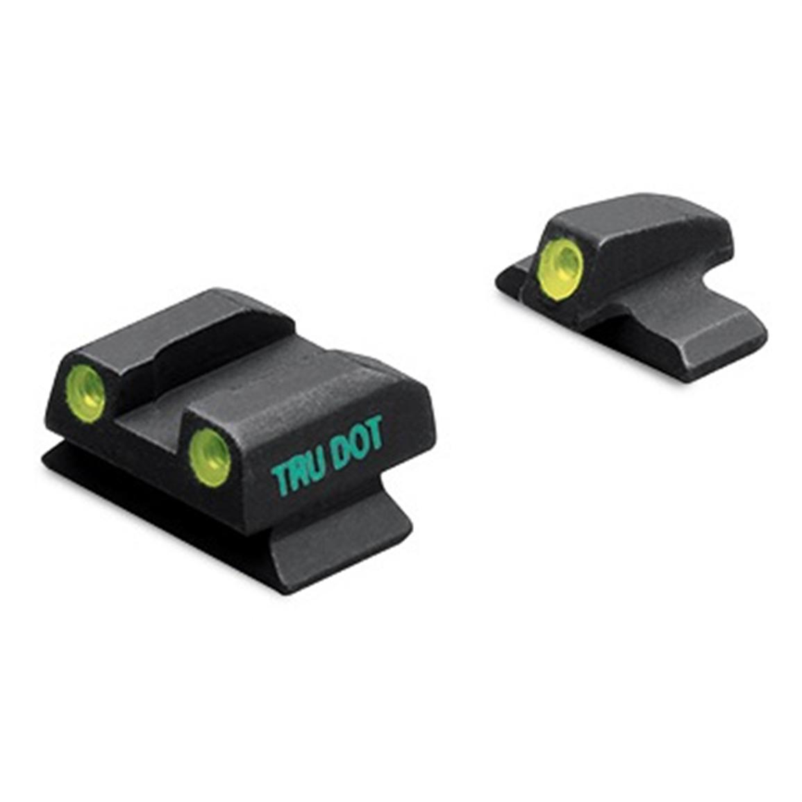 Meprolight® Tru-Dot® ML-10666 Front / Rear Fixed Sights for Beretta PX-4 Storm F & G