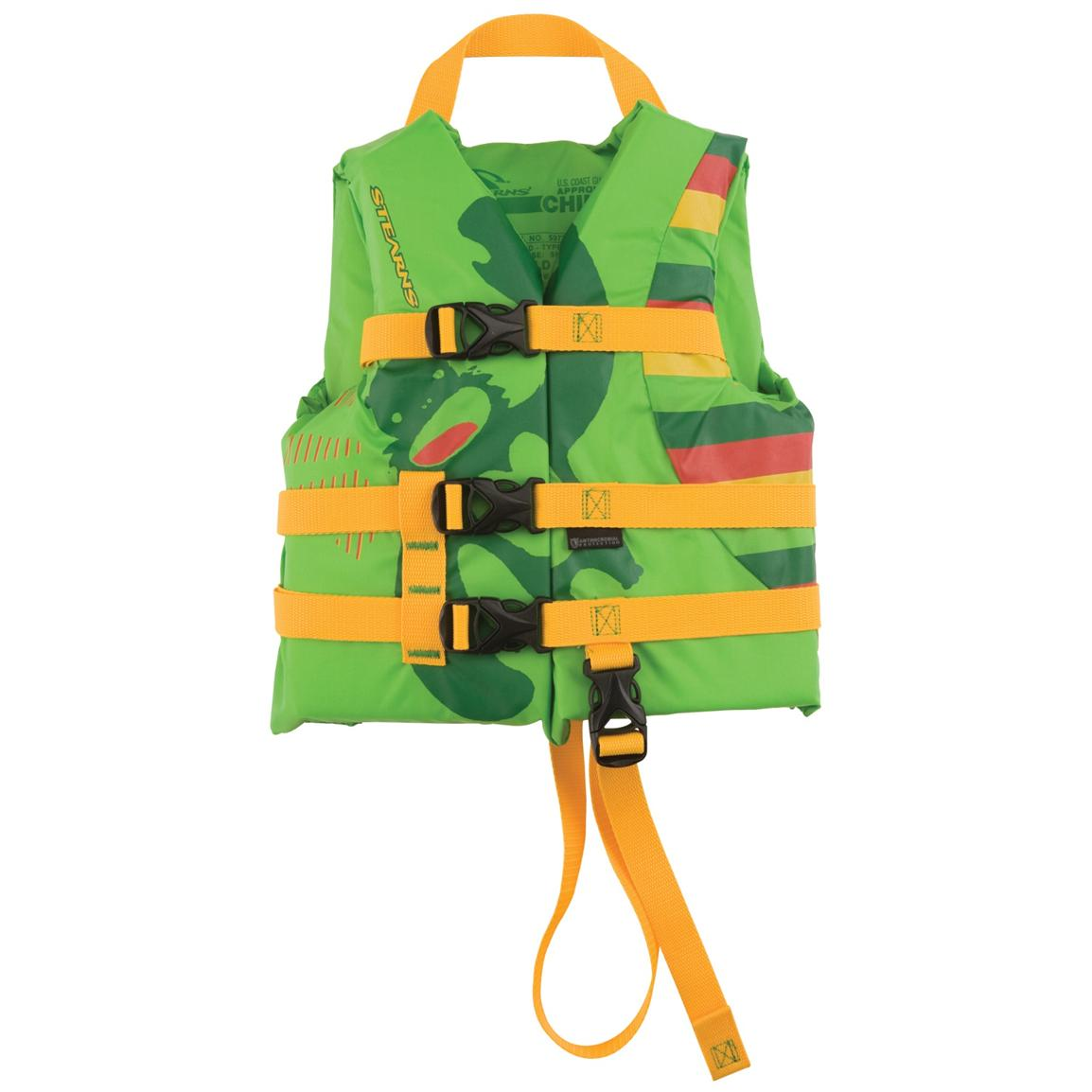 Stearns® Child Antimicrobial Life Jacket, Boy