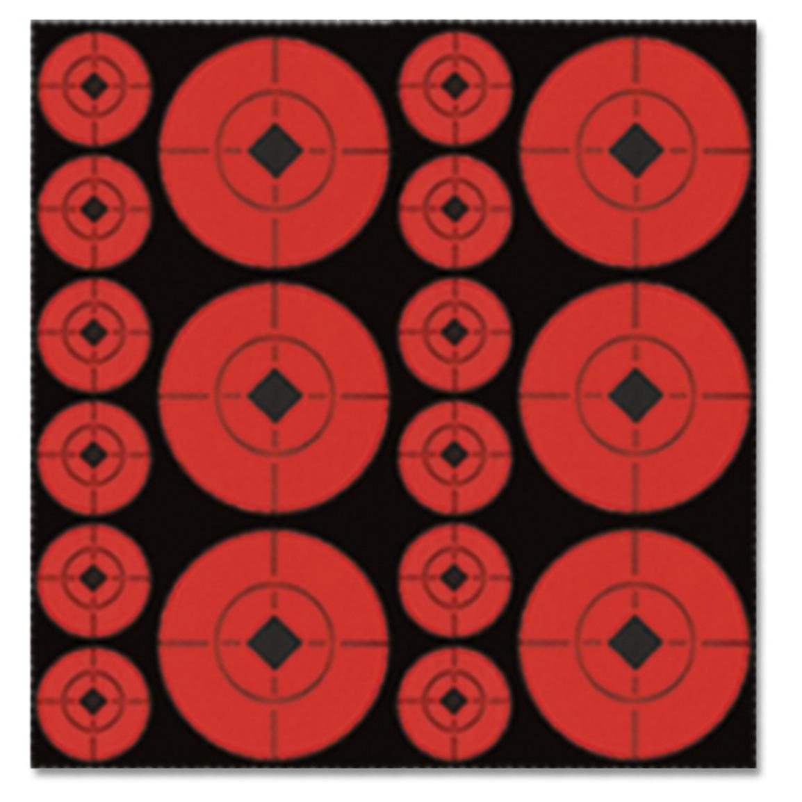 1000 Inch Target 2 Inch Round Target 1,000
