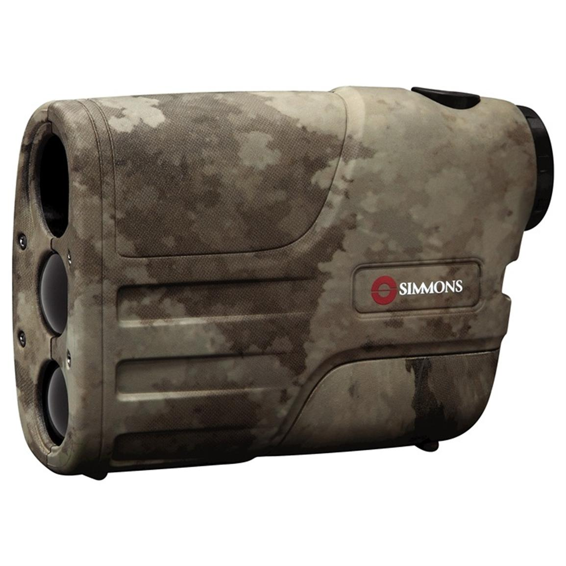 Simmons® 4x20 mm LRF600 Hunting Laser Rangefinder, Camo