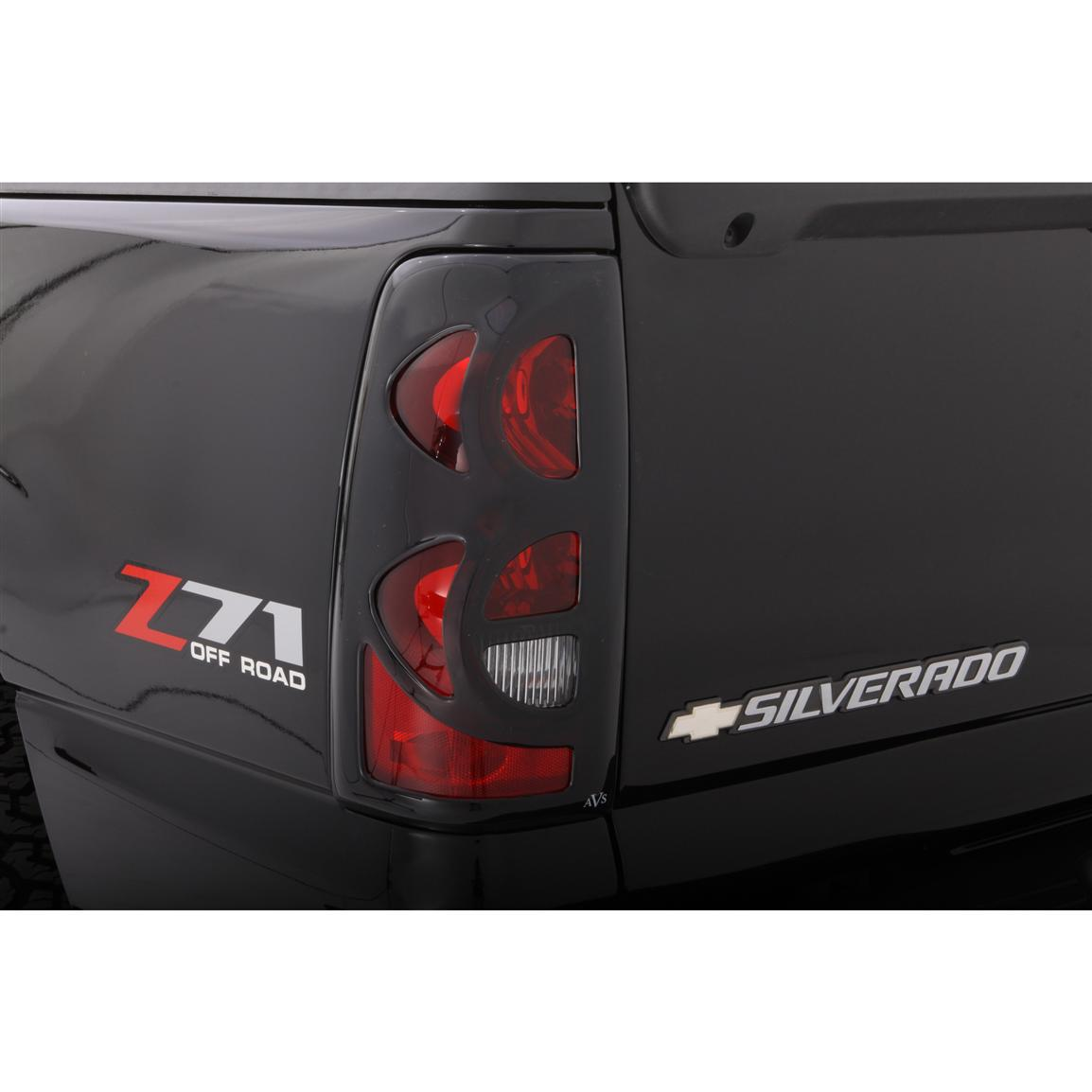 AVS® Tail Shades II™ Taillight Covers, Pair