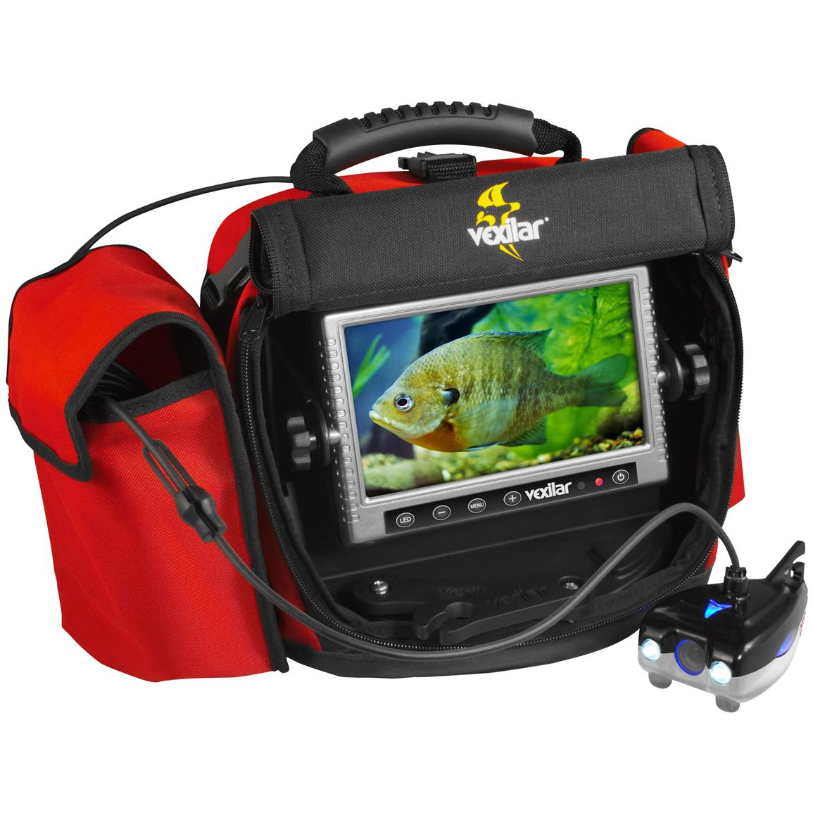 Vexilar® FS-2000DT Color Underwater Camera with DTD