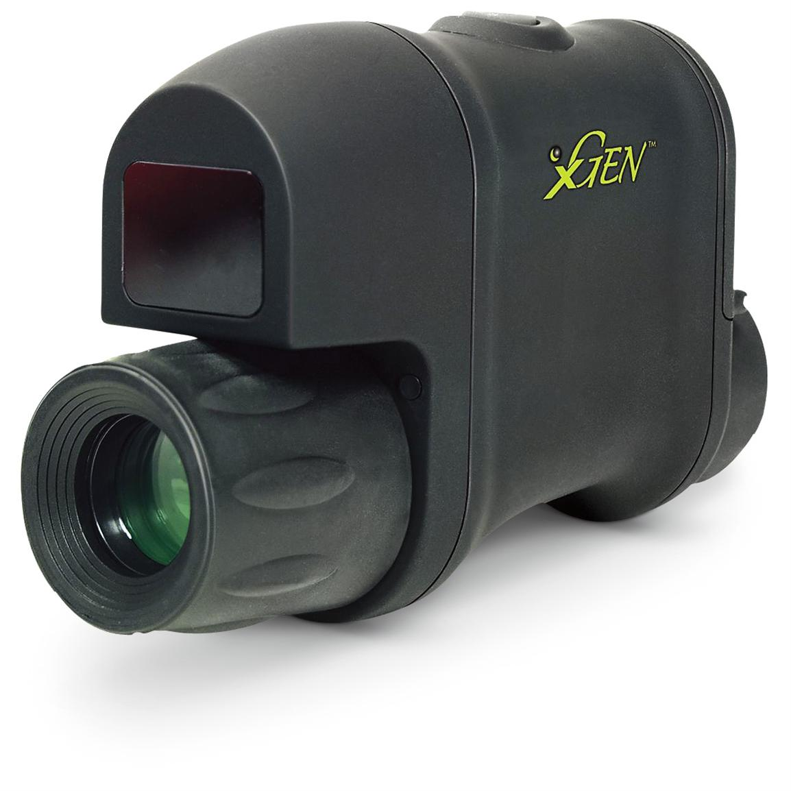 XGen 2.1X Magnification Night Vision Monocular