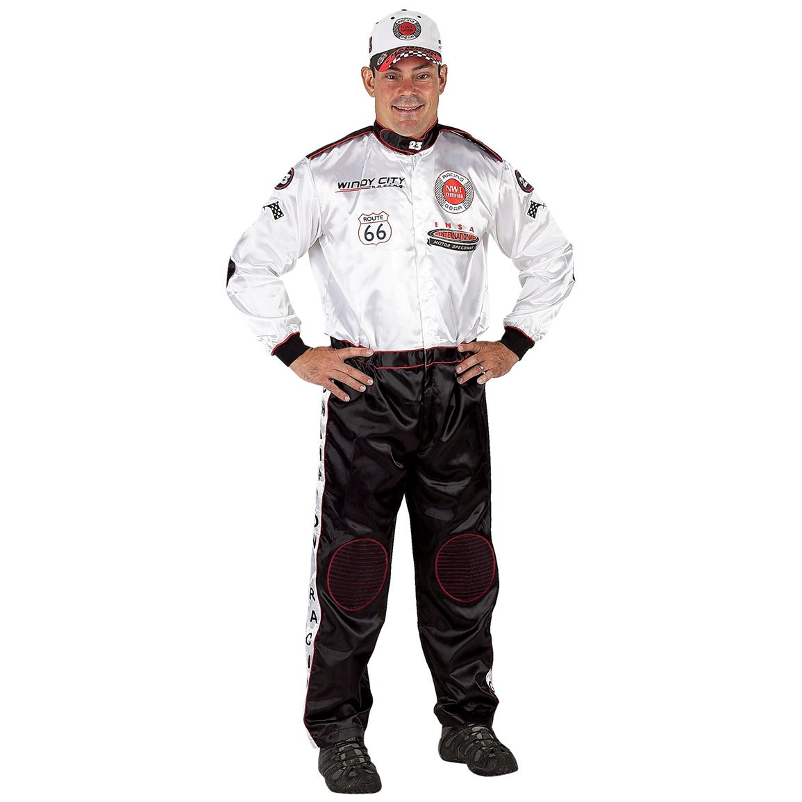 Adult Champion Racing Suit with Cap
