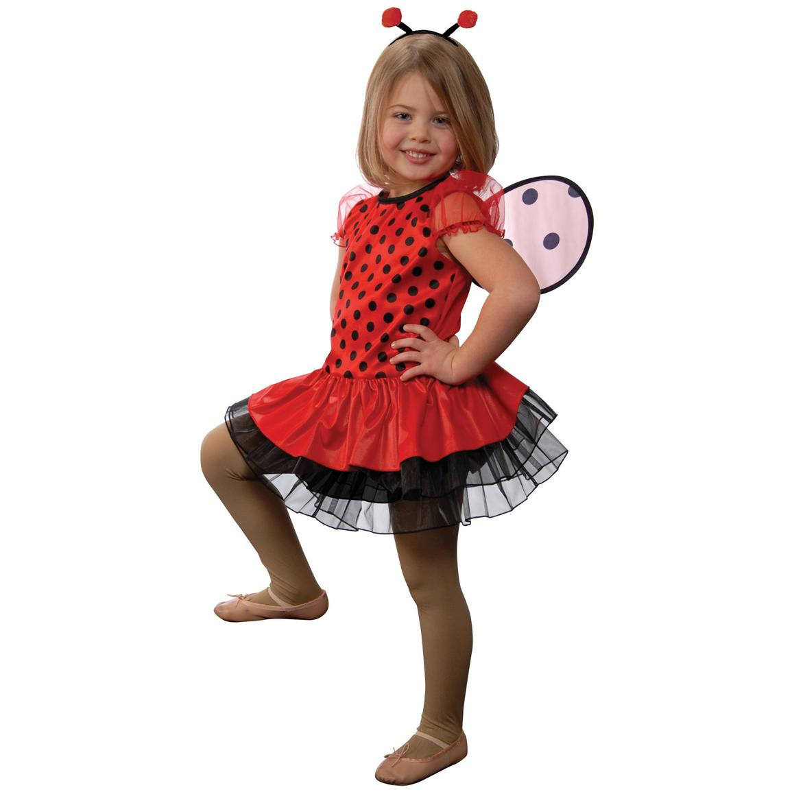 Child's Jr. Ladybug Costume