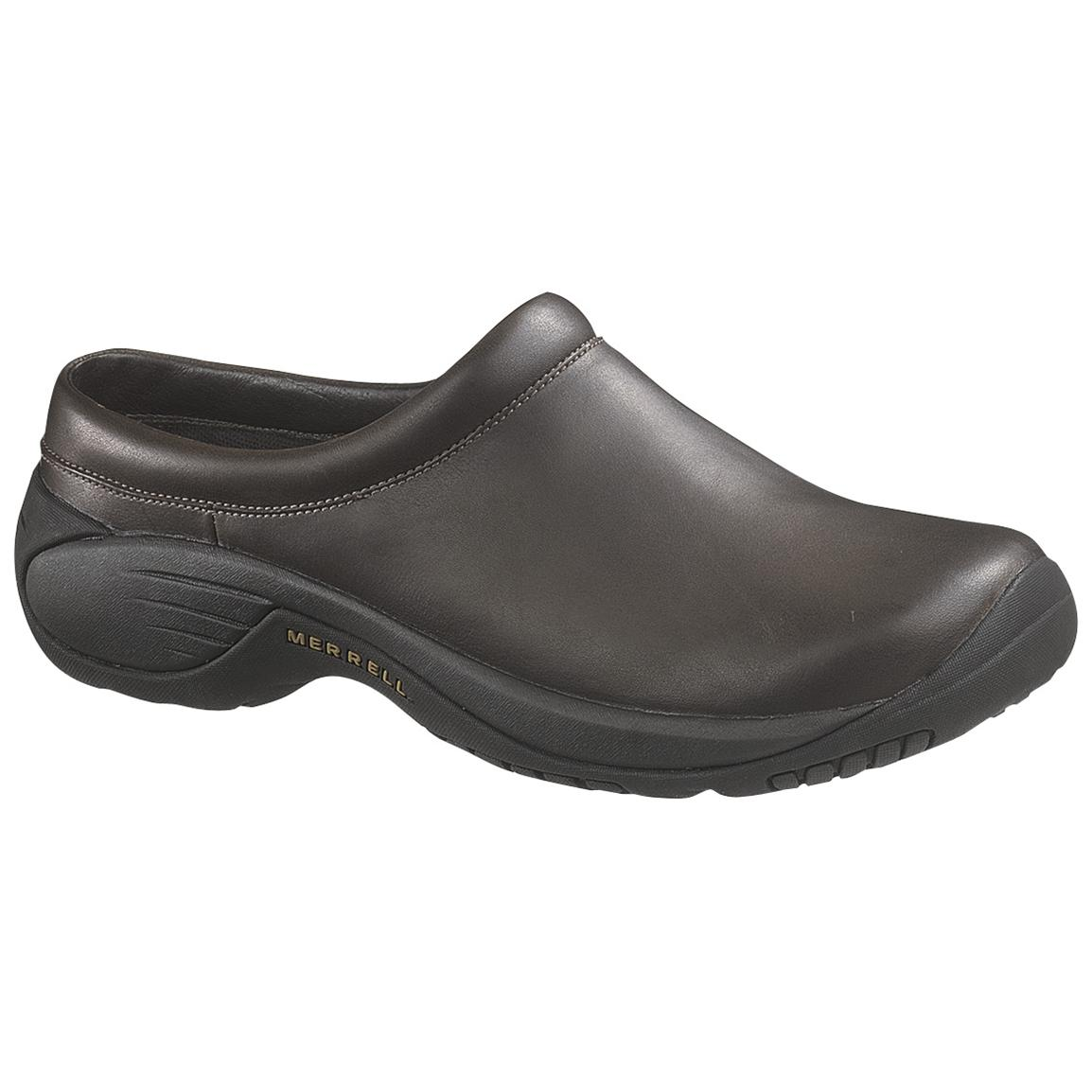 Merrell® Encore Gust Slide-on Casuals, Brown