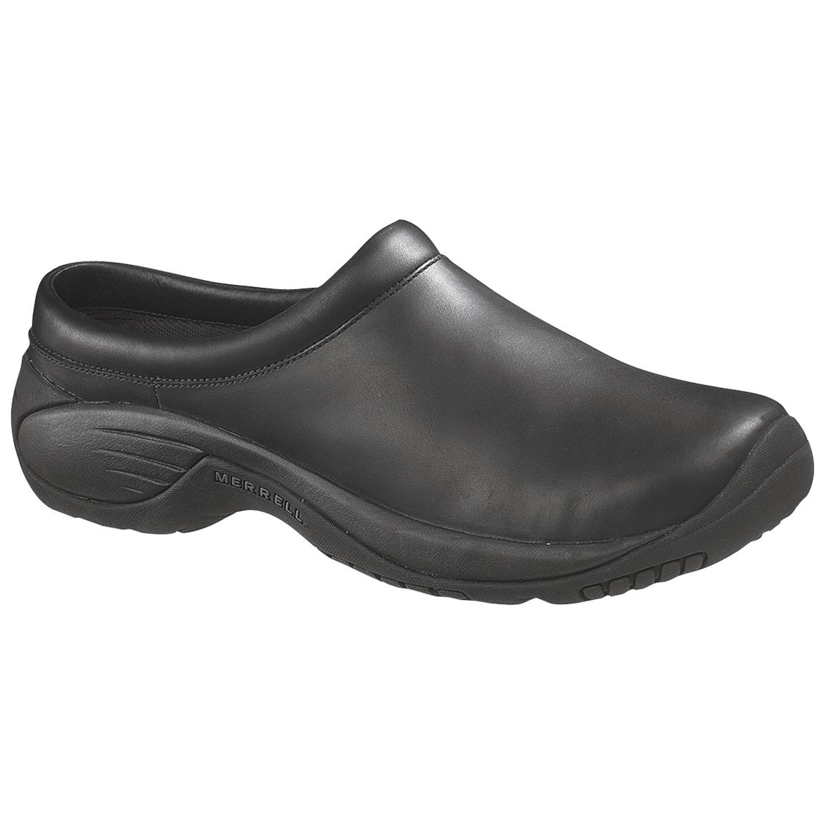 Merrell® Encore Gust Slide-on Casuals, Black