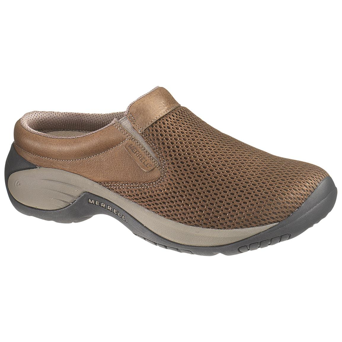 Merrell® Encore Bypass Casuals, Dark Earth