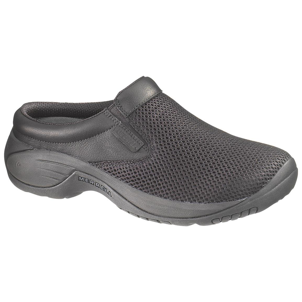Merrell® Encore Bypass Casuals, Black