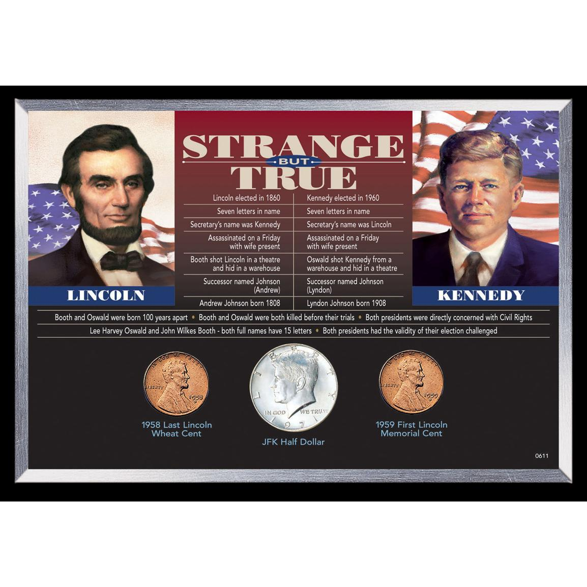 Strange But True Coin Collection