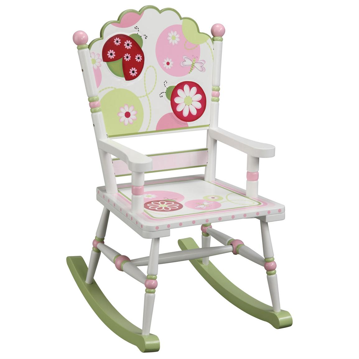Guidecraft® Sweetie Pie Collection Rocking Chair