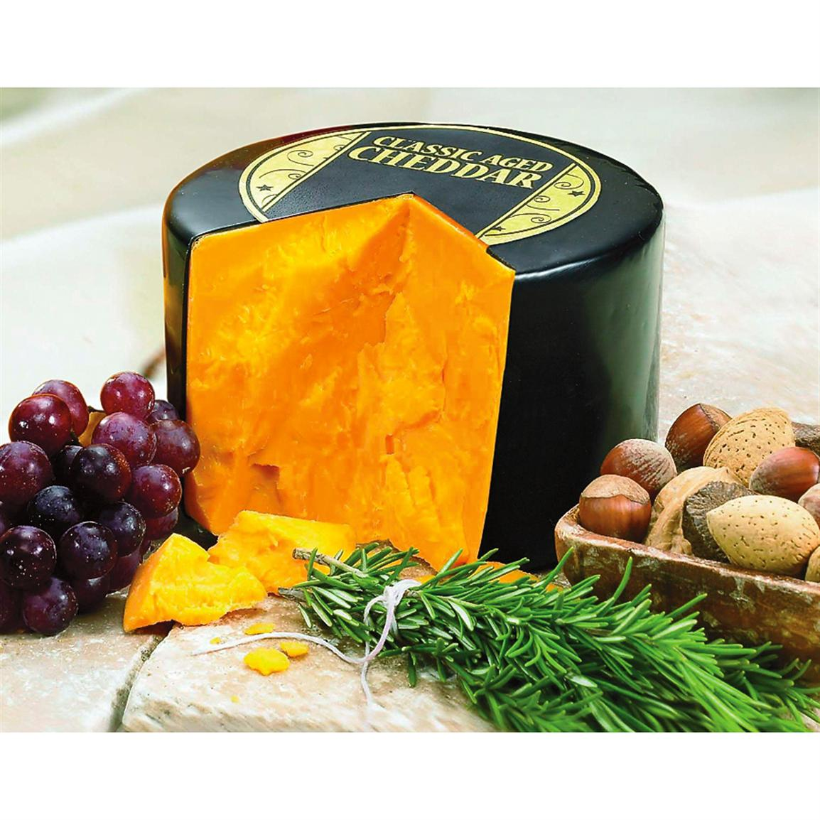 Wisconsin Classic Aged Cheddar Cheese