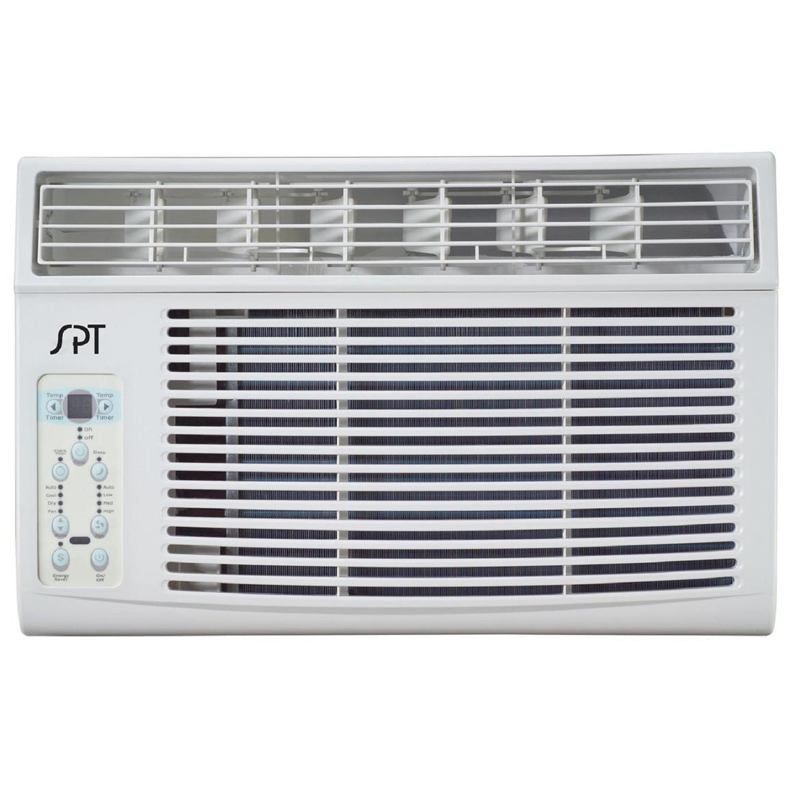 Sunpentown 174 10 000 Btu Window Air Conditioner With Energy