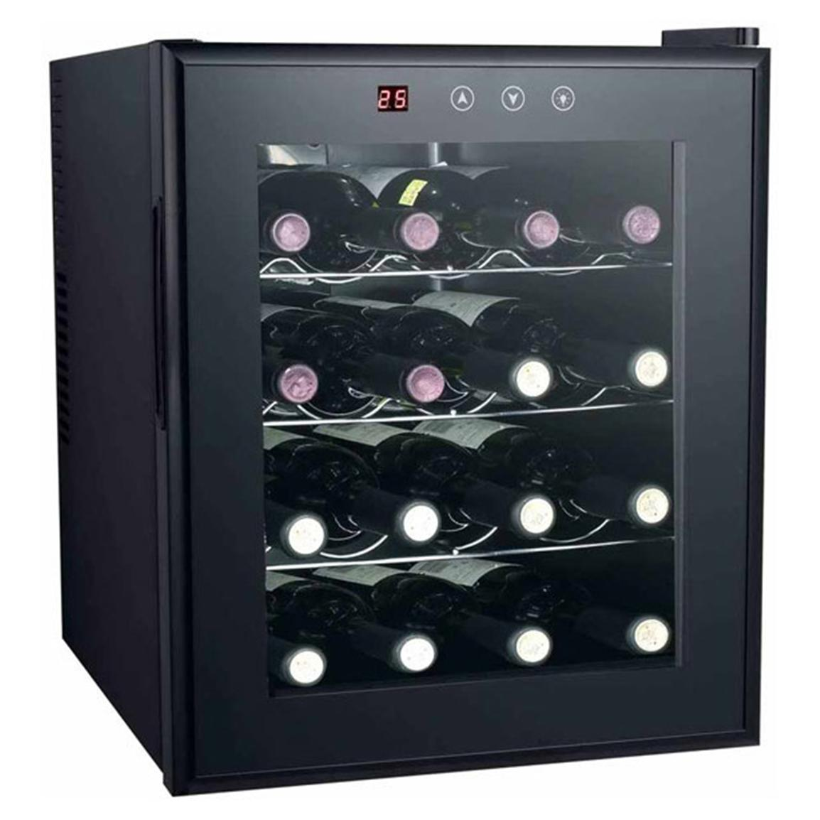Sunpentown® 16-bottle Wine Cooler with Heating