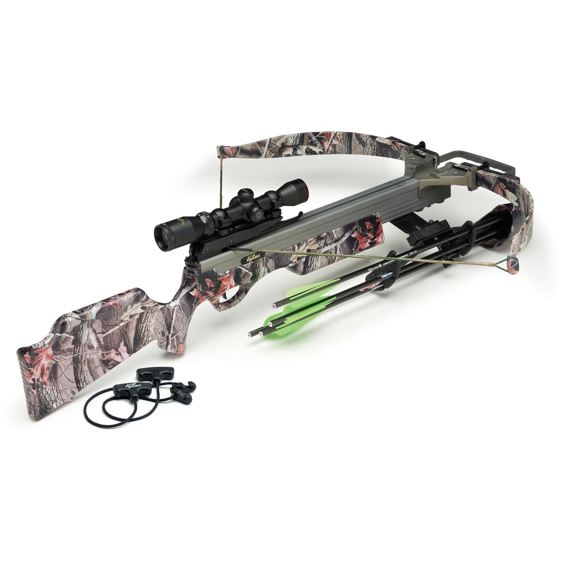 Excalibur® Phoenix Crossbow with Lite Stuff Package