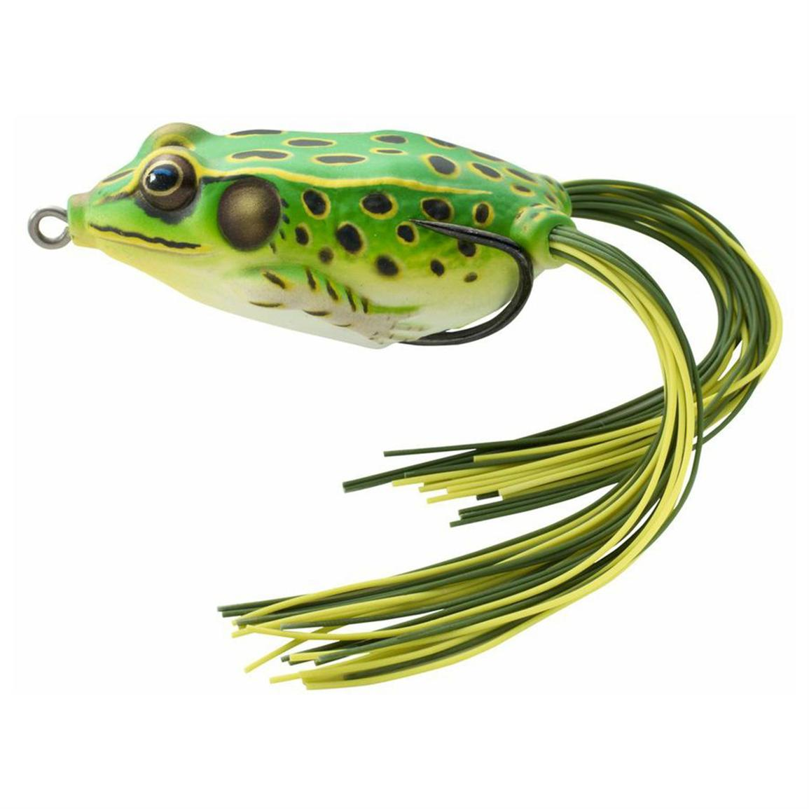 "Live Target® 2 5/8"" Frog Hollow Body Surface Lure - 213392 ..."
