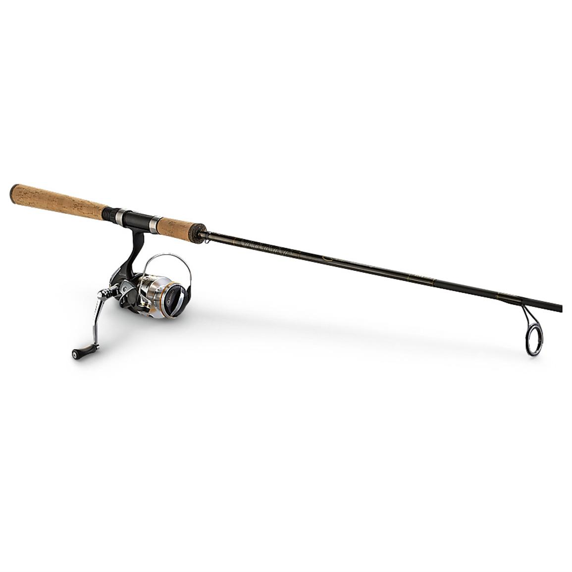Quantum Code™ 6 foot 6 inch Spinning Combo