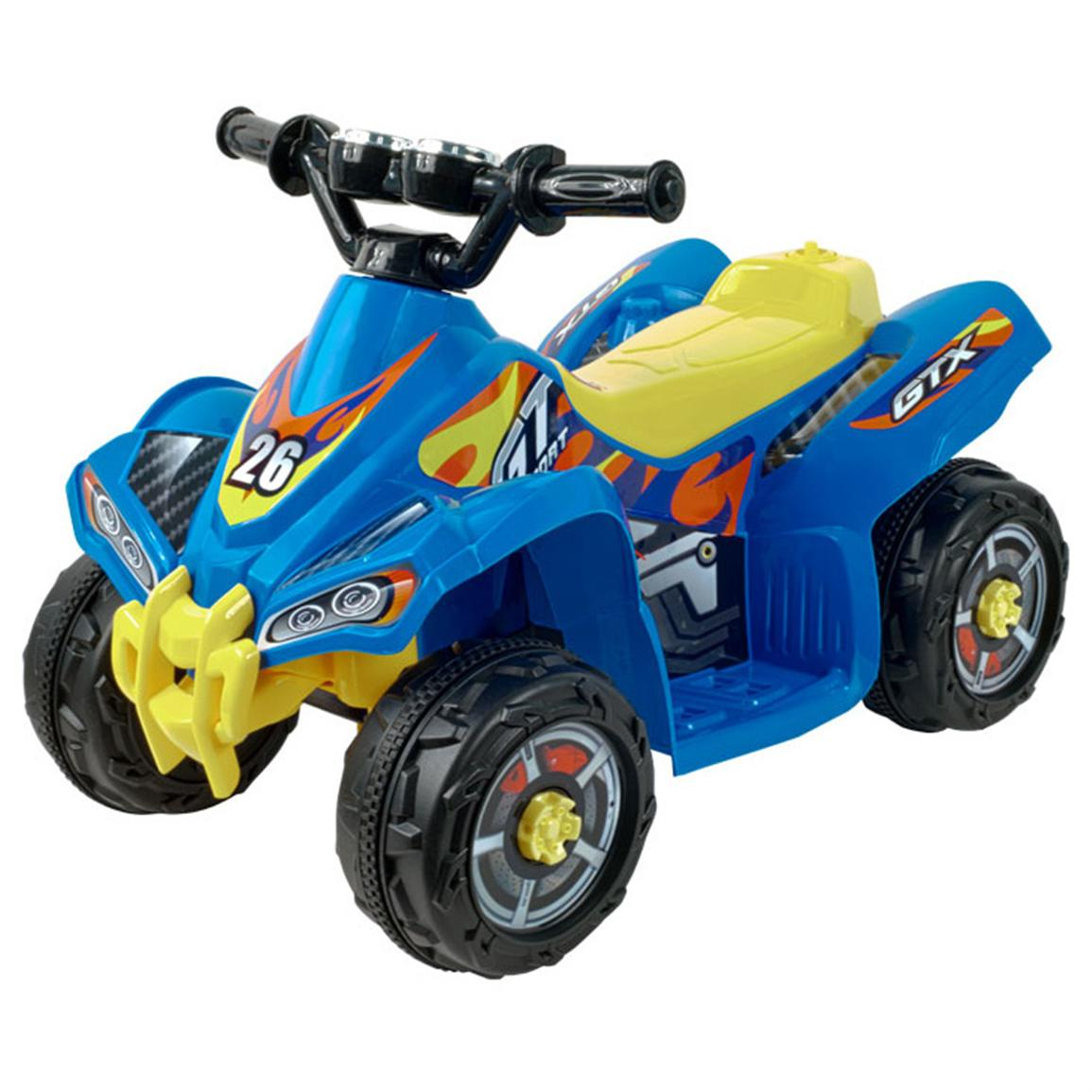 Lil' Rider™ Blue Bandit GT Sport Battery-operated Kids' ATV