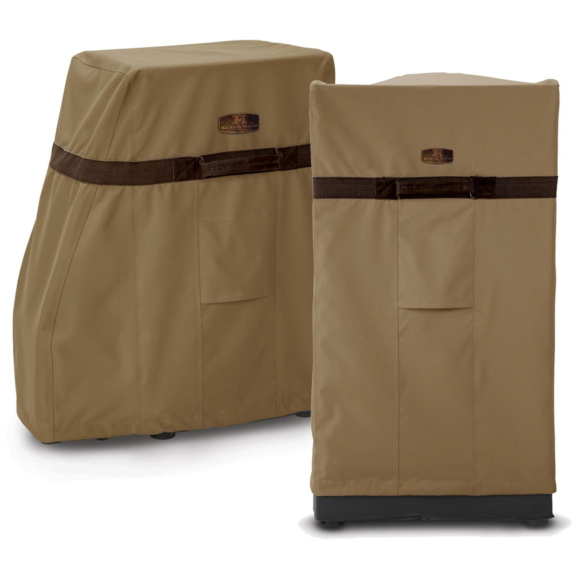 Classic Accessories™ Hickory Series Square Smoker Cover
