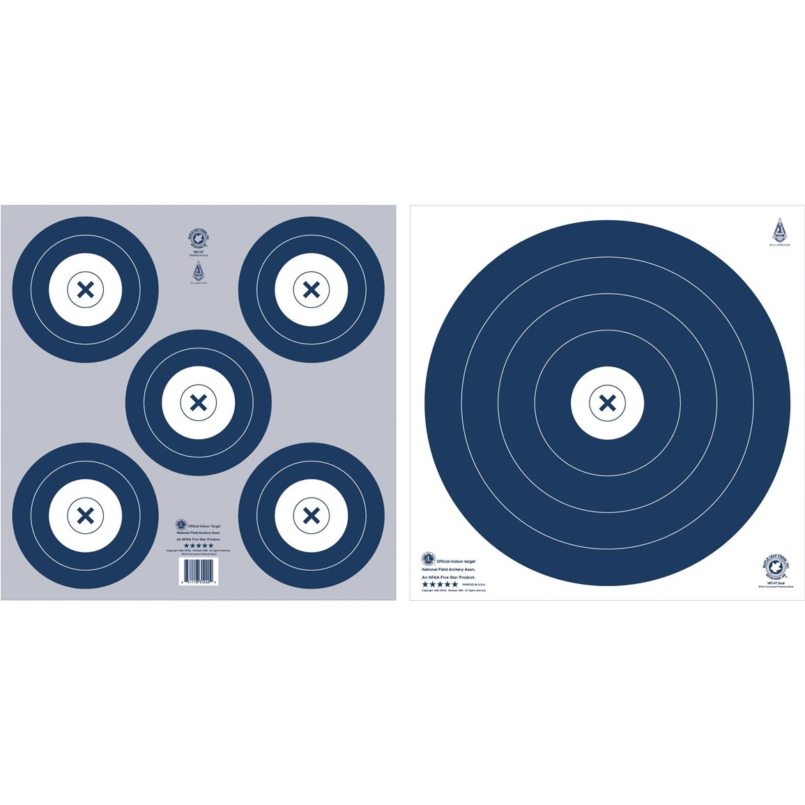 Maple Leaf Press, Inc. Economy 5-Spot / 1-Spot Target
